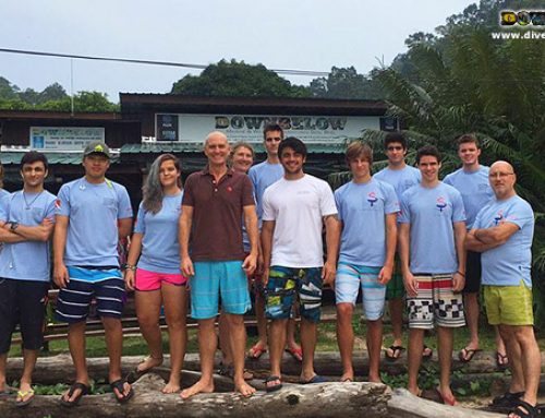 Seasfire return for more dive adventure!