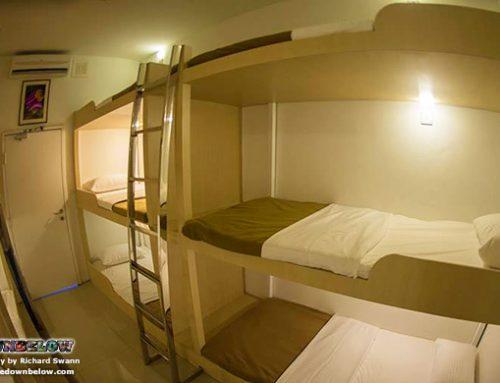 'Sleepover-ready' at Downbelow Adventure Lodge Dormitory Accommodation !